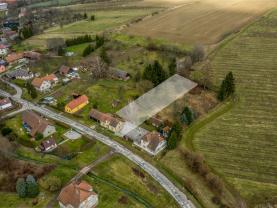 Prodej, pozemek k bydlení, 1104 m², Lužany