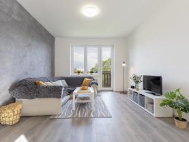 Prodej bytu 3+kk, 75 m², Frýdek-Místek, ul. Na Kopci