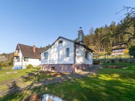 Prodej chaty, 1010 m², Libeř, okr. Praha-západ
