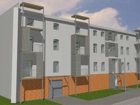 Prodej nájemního domu, 5295 m², Příbor, ul. Nádražní