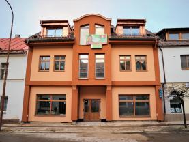 Pronájem bytu 1+kk, 39 m², Žďár nad Sázavou, ul. Nádražní