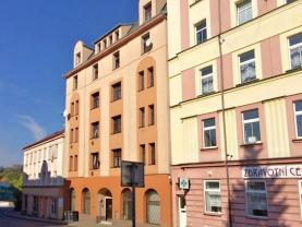 Prodej bytu 1+1, 47 m², Děčín, ul. Teplická