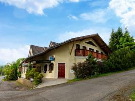 Prodej hotelu, penzionu, 1421 m², Kraslice, ul. B. Smetany