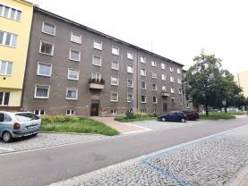 Pronájem bytu 2+1, 59 m2, Pardubice, ul. Macanova