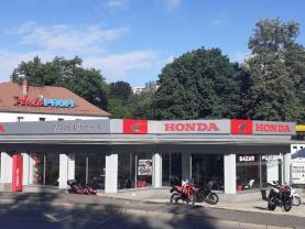 Prodej , motosalón, Liberec, ul. Mydlářská