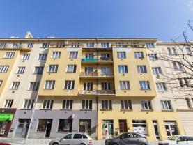 Pronájem, 2+kk, 51 m2, Praha 4 - Nusle