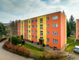 Prodej bytu 3+1, 69 m², Děčín, ul. Kamenická