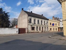 Prodej nájemního domu, Nový Bydžov, ul. Třída Čsl. armády