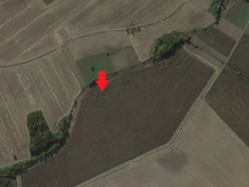 2020-10-26 (14).png (Prodej pole, 2316 m², Průhonice), foto 2/4