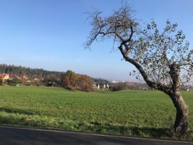 Prodej pozemků, 4613 m2, Tábor - Horky