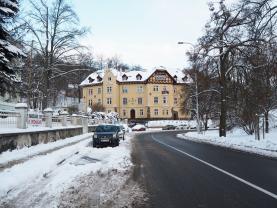 Prodej bytu 2+1, 105 m², Karlovy Vary, ul. Na Vyhlídce