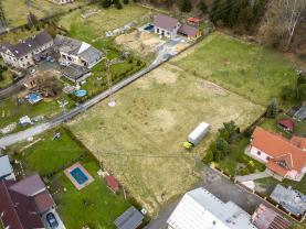 Prodej pozemku k bydlení, 2398 m², Janská