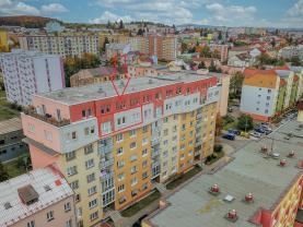 Prodej bytu 2+1 v Plzni, 52 m2, ul. Spolková