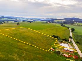 Prodej pozemku k bydlení, 800 m², Milejovice
