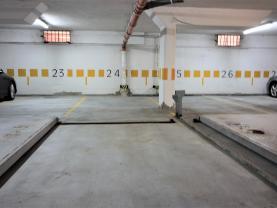 Pronájem, garáž, 14 m², Praha, ul. U kříže