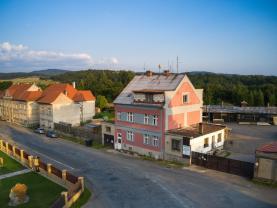 Prodej nájemního domu, 390 m², Radnice, ul. Nádražní
