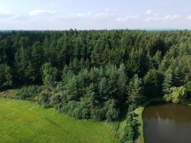 Prodej lesa, 5277 m2, Košice