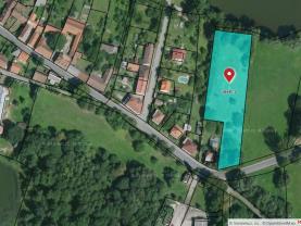 Prodej pozemku k bydlení, 5066 m², Jistebnice