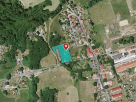 Prodej pozemku k bydlení, 5284 m², Nový Kostel