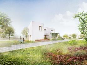 Rezidence Podkozí, 170 m², pozemek 950 m², Chyňava u Berouna