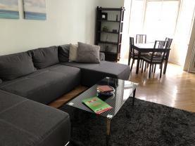 Pronájem, byt 3+1, 111 m2, Praha 2
