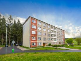Prodej bytu 1+1, 37 m², Rotava, ul. Sídliště