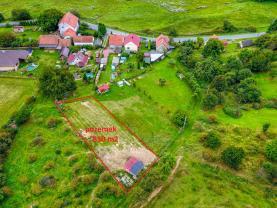 Prodej pozemku k bydlení, 850 m², Kunějovice