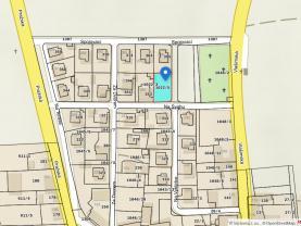 Prodej pozemku k bydlení, 595 m², Louňovice pod Blaníkem
