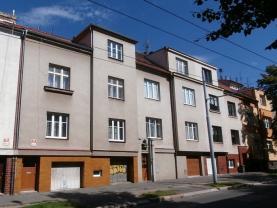Pronájem, byt 2+kk, 29 m², Plzeň, ul. Mánesova