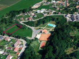 Prodej provozní plochy, 2664 m², Chýnov, ul. Údolní