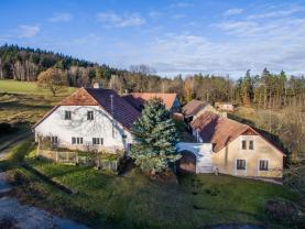 Prodej, zemědělský objekt, 6117 m2, Kralovice u Prachatic