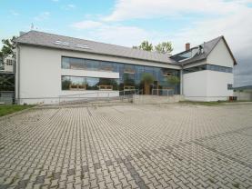 Prodej administrativní budovy, 3062 m², Jevíčko