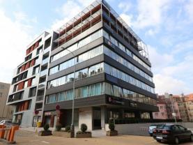 Pronájem kancelářského prostoru, 368 m², Praha 4 - Nusle