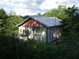 Prodej chaty a pozemku, 417 m², Luže, Zdislav