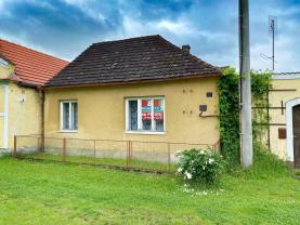 Prodej, rodinný dům 3+1, 180 m², Zlukov
