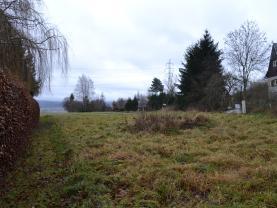 Prodej pozemku, Česká Třebová - Hory