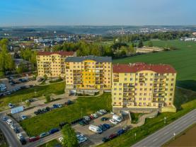 Prodej, byt 1+kk, 37 m², Klecany, ul. V Honech
