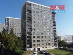 Pronájem bytu 1+1, 34 m², Ústí nad Labem, ul. Šrámkova