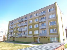 Prodej bytu 2+1, Nová Bystřice, ul. K. H. Borovského