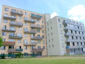 Pronájem, byt 2+kk, 50 m2, Praha 10 -Michle, se zahradou