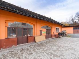 Pronájem, výrobní objekt, 214 m², Přeštice, ul. Husova