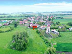 Prodej, stavební pozemek, 2200 m2, Pokřikov