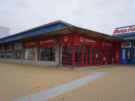 Pronájem obchod a služby, Pardubice, ul. Na Spravedlnosti