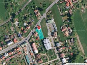 Prodej pozemku k bydlení, 778 m², Nový Hrozenkov