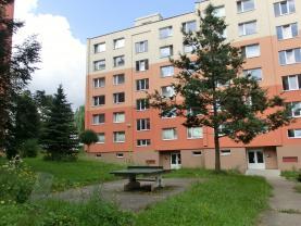Prodej bytu 2+1, 57 m², Vlašim, ul. Zámecká