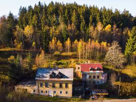 Prodej rodinného domu, 215 m², Janov nad Nisou, Hraničná
