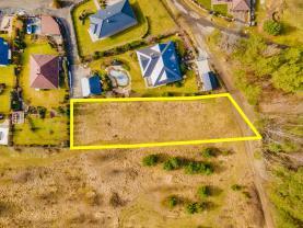 Prodej pozemku k bydlení, 1716 m², Chotíkov