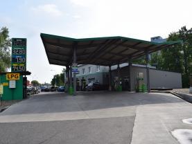 Prodej, čerpací stanice, 1432 m2, Žatec