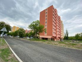 Prodej, byt 2+1, 64 m2, OV, Chomutov, ul. Bezručova
