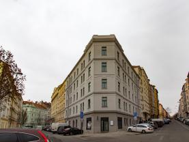 Prodej obchod a služby, 45 m², Praha, ul. Bořivojova